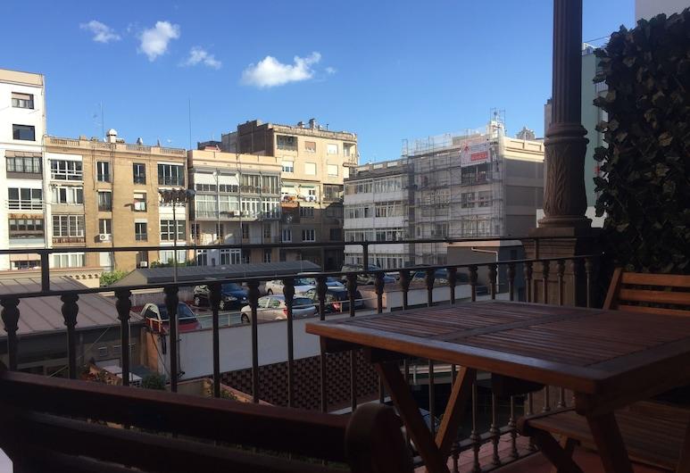 Hostalin Barcelona Pg. de Gràcia, Barcelona, Dobbeltrom, terrasse, Terrasse/veranda