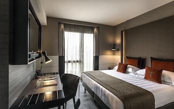 Roma bölgesindeki The Tribune Hotel resmi