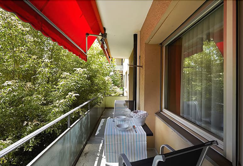 City Stay Apartments Nordstrasse, Zürich, Apartment, 1 Bedroom, Garden View, Balcony