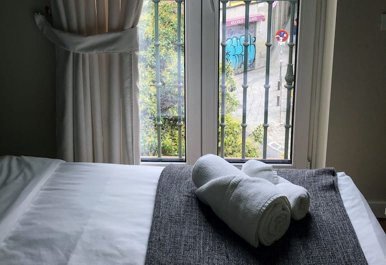 Apartamentos Cruz, Madrid, Loft Ville (Queen Bed), Chambre