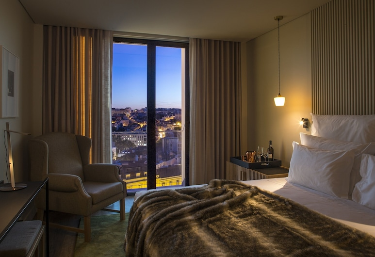 Memmo Príncipe Real, Lisbon, Superior Room, City View, Guest Room View