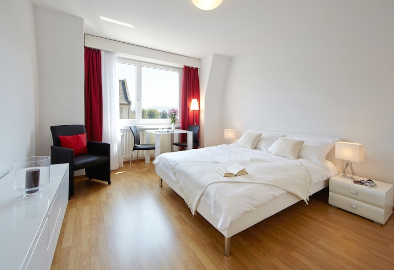 City Stay Apartments Forchstraße, Zürich, Business Penthouse Studio Apartment, Stofa