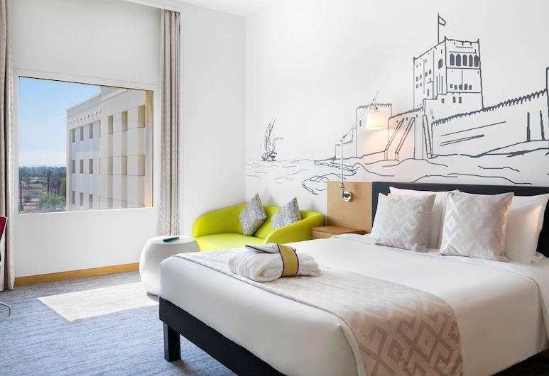 Mercure Sohar, Sohar, Privilege, Double Room, 1 Double Bed, Pool View, Guest Room