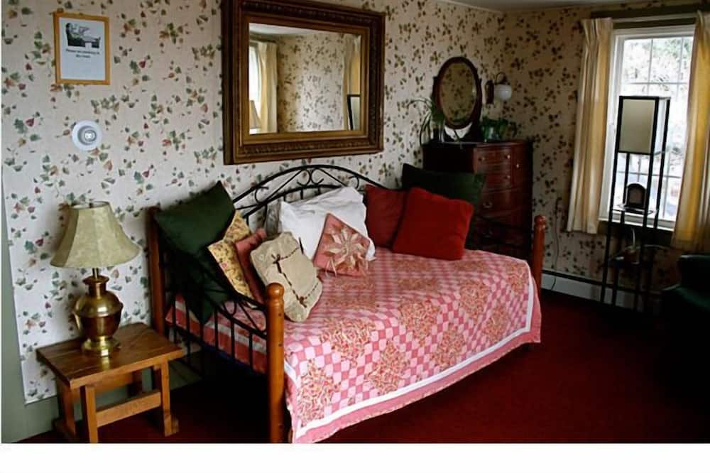 Svit - 1 queensize-säng - balkong - Vardagsrum