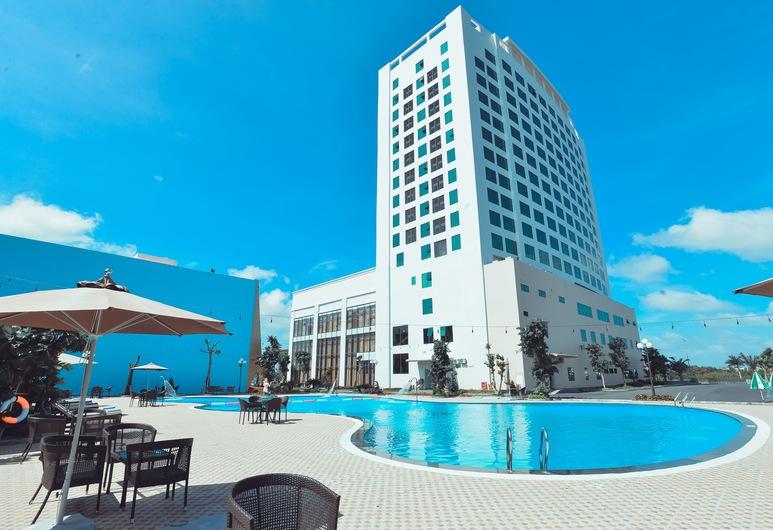 Muong Thanh Luxury Ca Mau Hotel, Ca Mau, בריכה