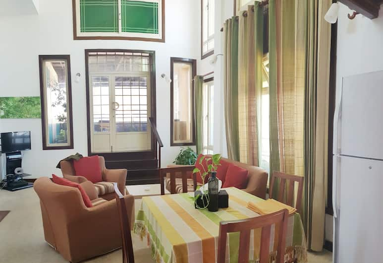 Halahouse Colombo, Colombo, Apartament luksusowy, 2 sypialnie, widok na ocean, Powierzchnia mieszkalna