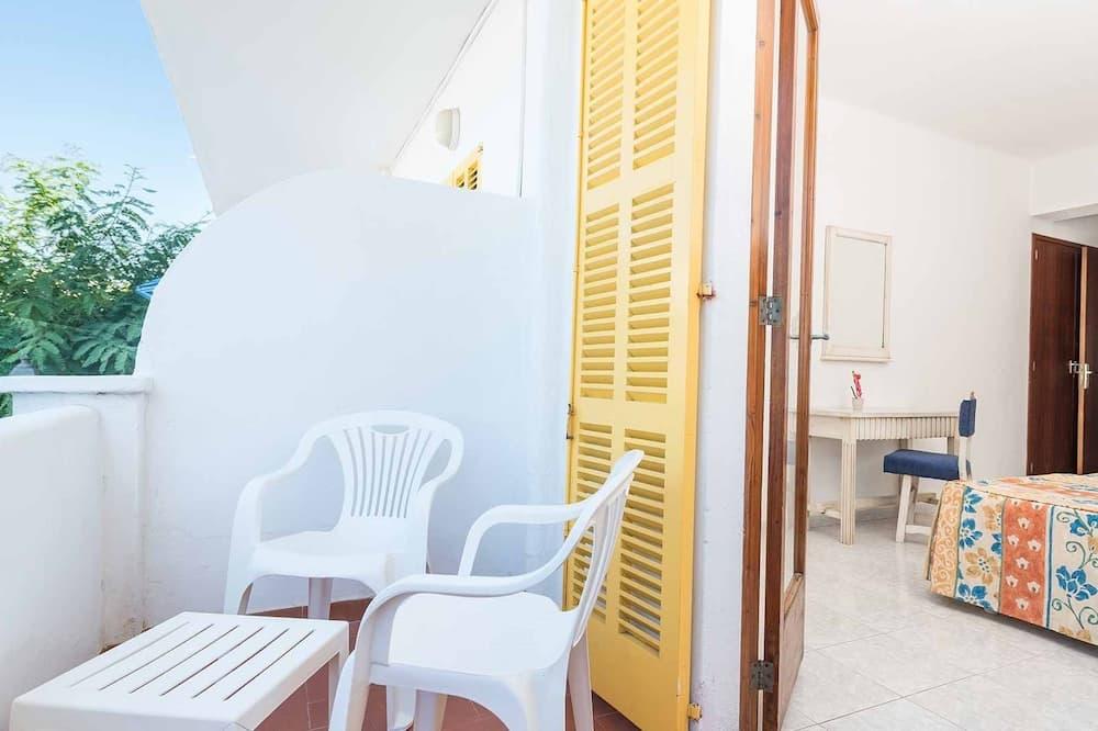 Dobbeltrom for 1 person - Balkong