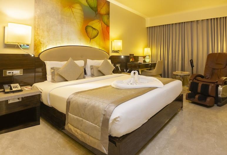 호텔 사이 팰리스 그랜드 말라드, 뭄바이, 이그제큐티브룸, 객실 전망