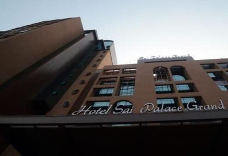 هوتل ساي بالاس غراند مالاد, مومباي, واجهة الفندق