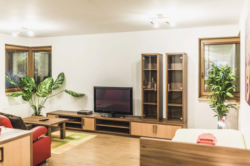 Junior Suite (Spa Bath) - Living Room