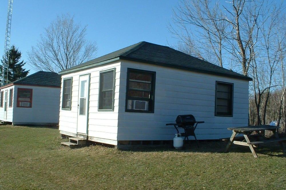 Cabane, 2 chambres, vue lac - Chambre