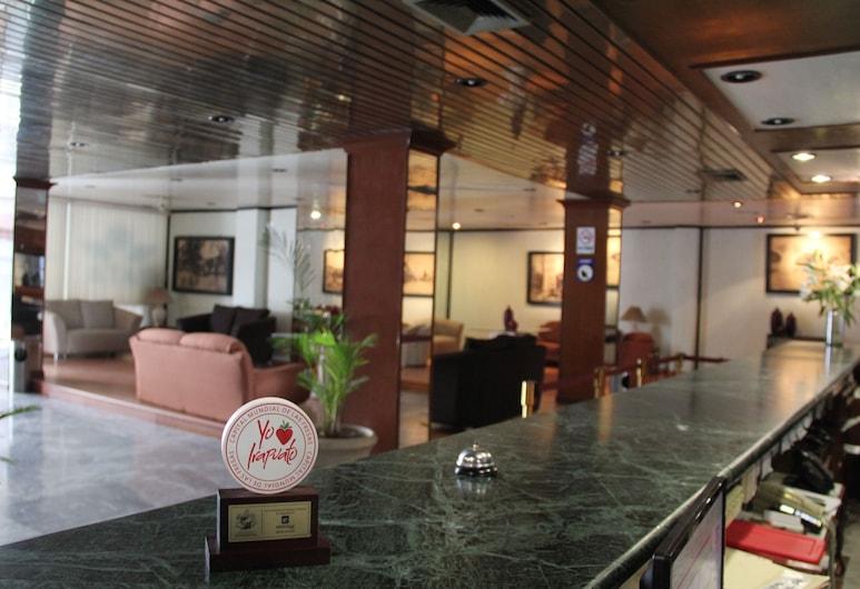 Hotel Parador del Rio, Irapuato, Receção