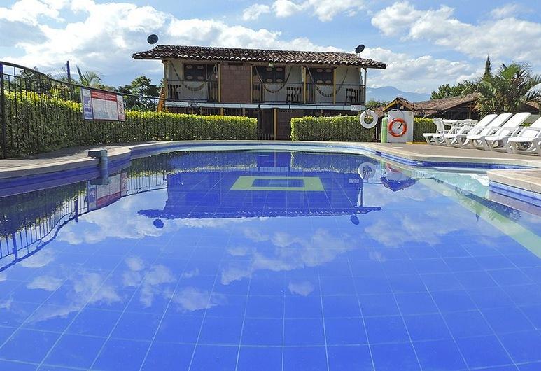 Hotel Quindio Campestre, Armenia, Outdoor Pool