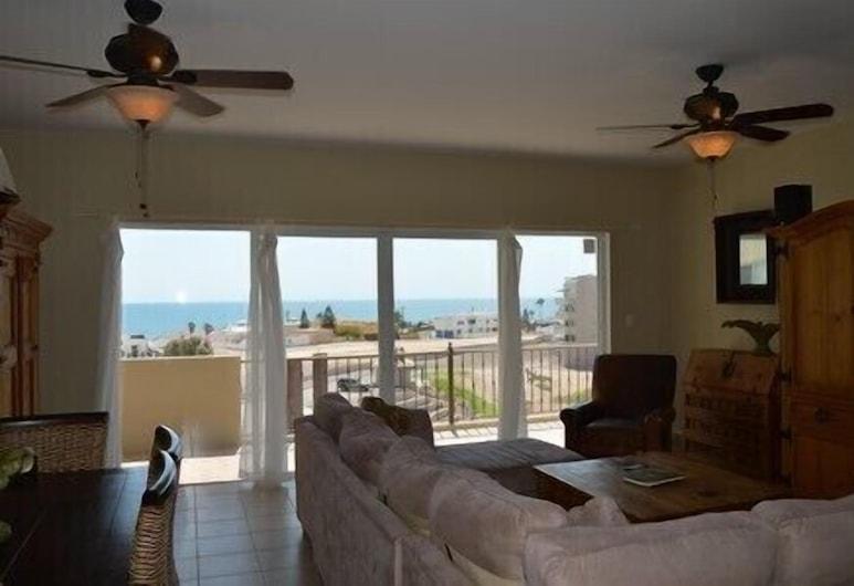 Corona Del Sol #204 2 Bedroom Condo, Puerto Peñasco, Condominio, 3 habitaciones, Sala de estar