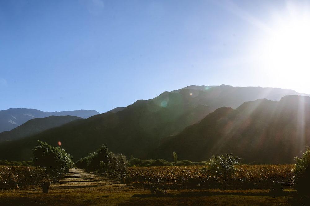 Suite Deluxe - Vistas a la montaña
