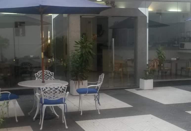 Hotel Pedraza, Buenos Aires, Außenbereich