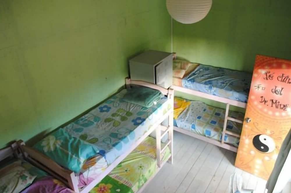 Shared Dormitory, Mixed Dorm, Shared Bathroom - Guest Room