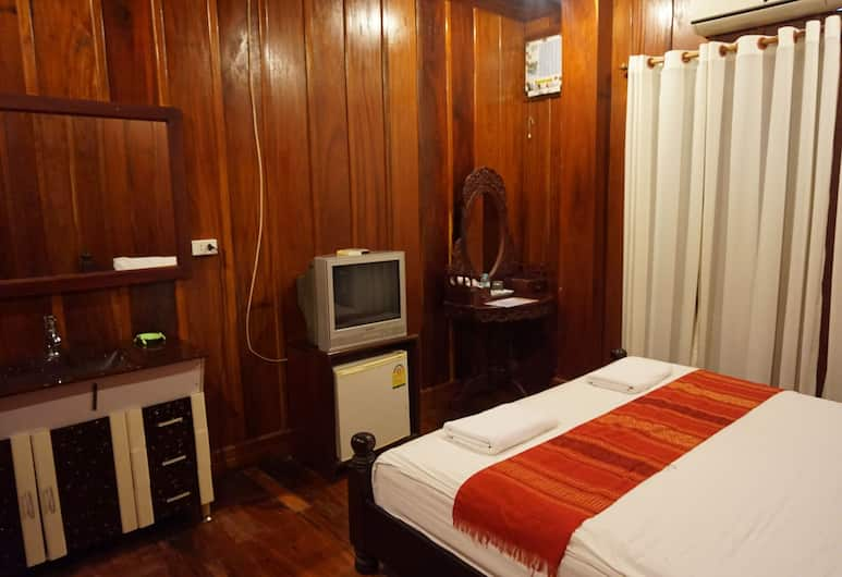 Namsok Guesthouse, Luang Prabang, Tomannsrom – deluxe, Gjesterom