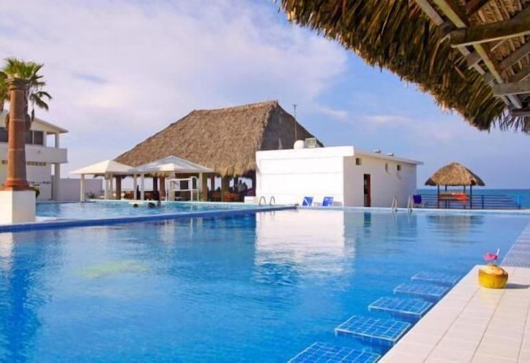Canadian Resorts Veracruz, Tecolutla, Piscina al aire libre