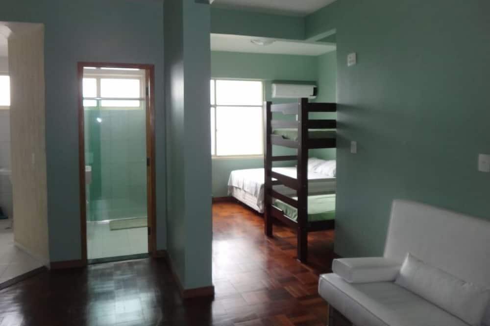Apart Daire, 1 Yatak Odası, Mutfak - Oturma Alanı