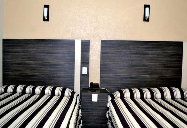 Hotel Arizona, Mexico, Chambre