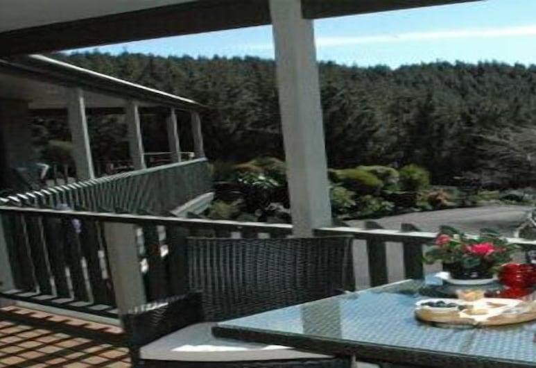 Karamu Valley Lodge, Karamu, Stravovanie vonku