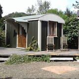 Baita Romantica, 1 camera da letto, angolo cottura, vista giardino - Terrazza/Patio