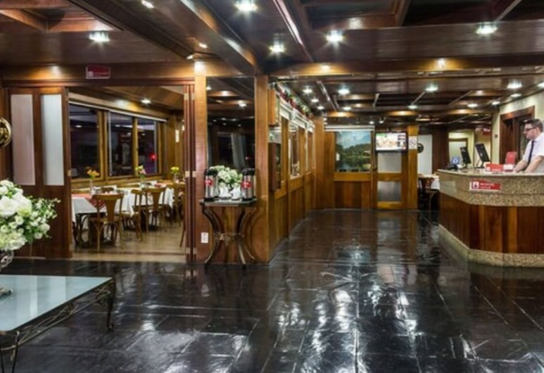 Hotel Vinocap, Bento Goncalves, Lobby