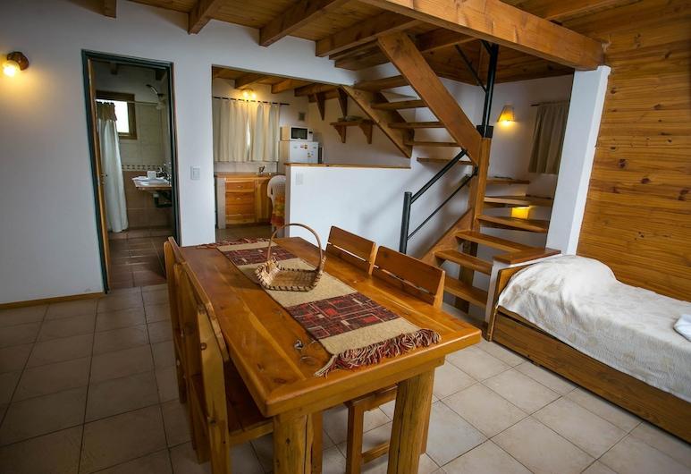Cabañas del Trébol, San Carlos de Bariloche, Sala de estar