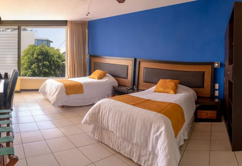 Casa Shalom, Puebla, Classic-Doppelzimmer, Zimmer