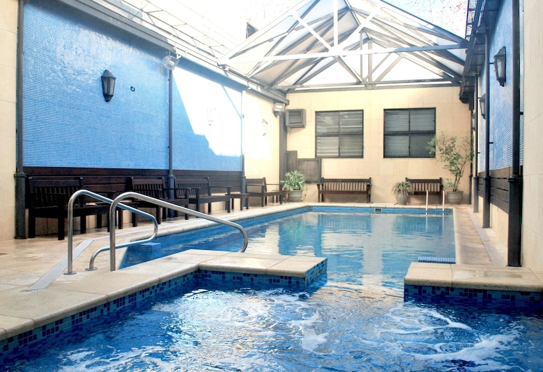 Hotel Leoncia, Colonia del Sacramento, Pool