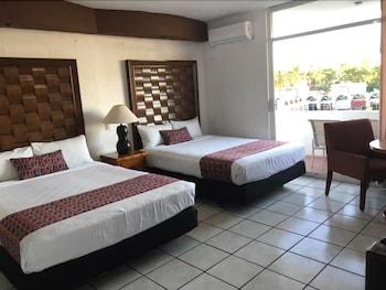 Foto van Zona Dorada Inn in Mazatlan