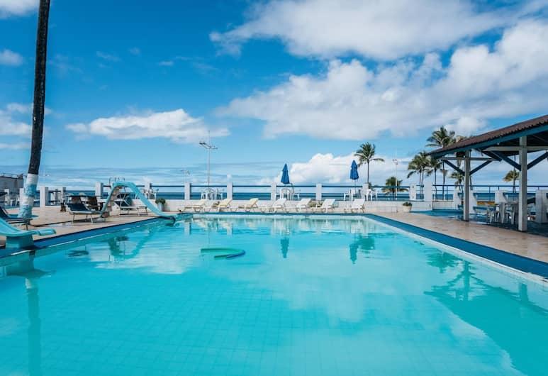 Alah Mar Hotel, Salvador, Pool