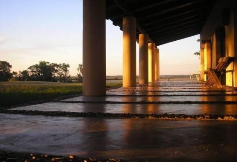 Estancia La Sirena, Mercedes, Terrein van accommodatie