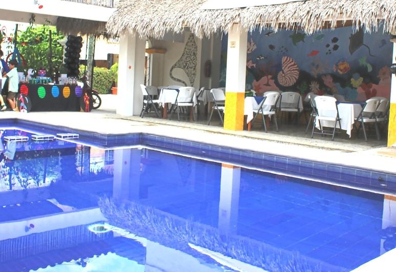 Hotel Arrecife Plus, Santa María Huatulco, Piscina al aire libre