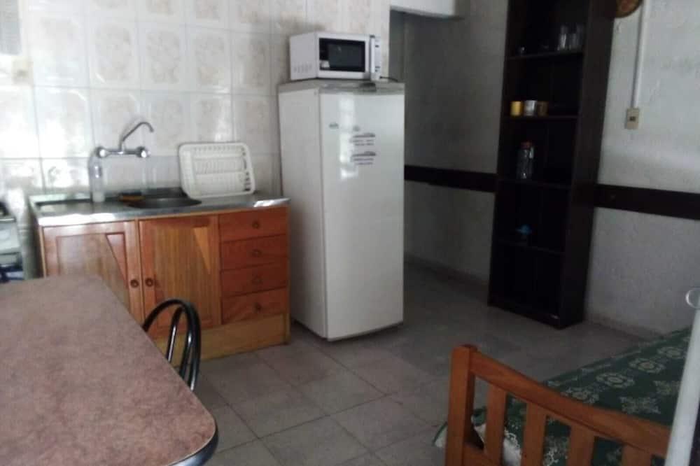 家庭小屋, 2 間臥室, 花園景, 地面 - 客廳