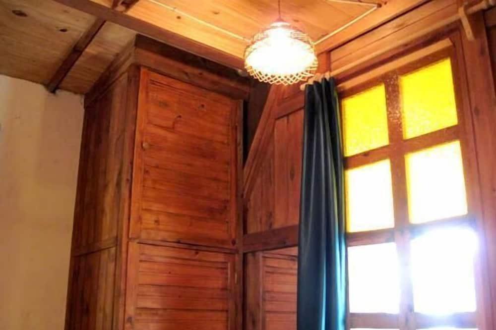 家庭小屋, 2 間臥室, 花園景, 地面 - 客房