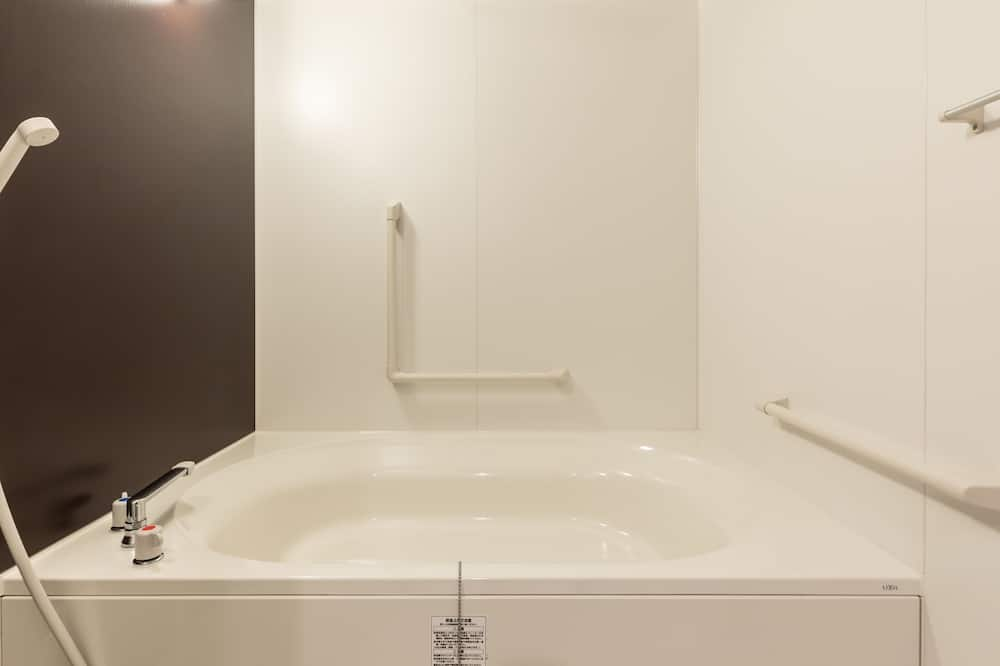 Japanese Room up to 2 guests with Shared Bathroom (Non-Smoking) - バスルーム