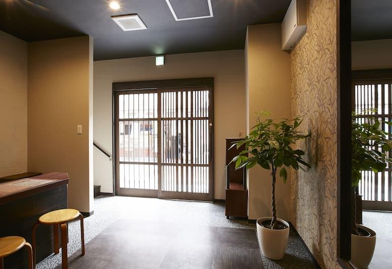 手鞠旅館 - 京都六條, Kyoto, 大堂酒廊