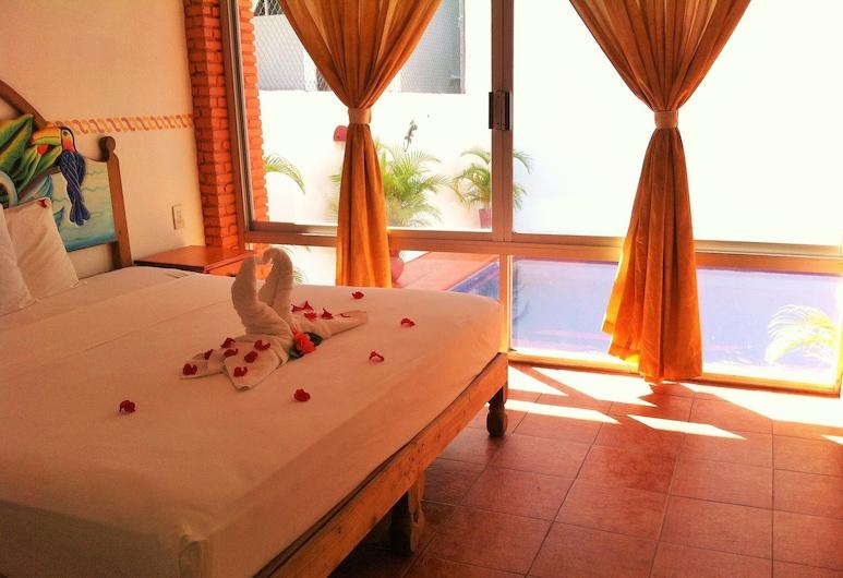 Hotel Casa de la Palma, Zihuatanejo, Grand Room, Guest Room