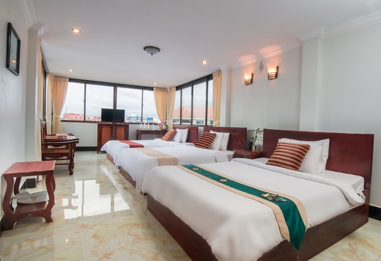 Angkor Udom Guesthouse, Siem Reap