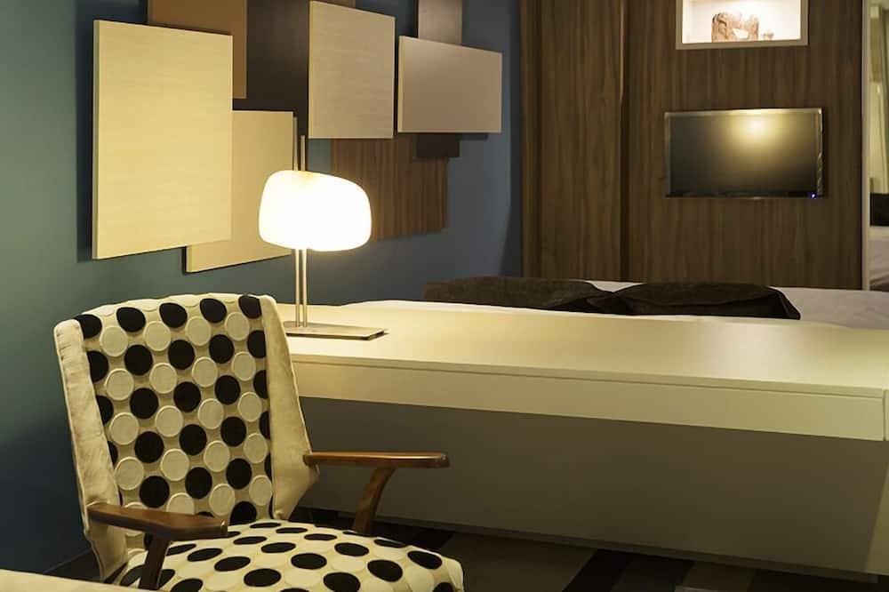 Suite estudio - Sala de estar