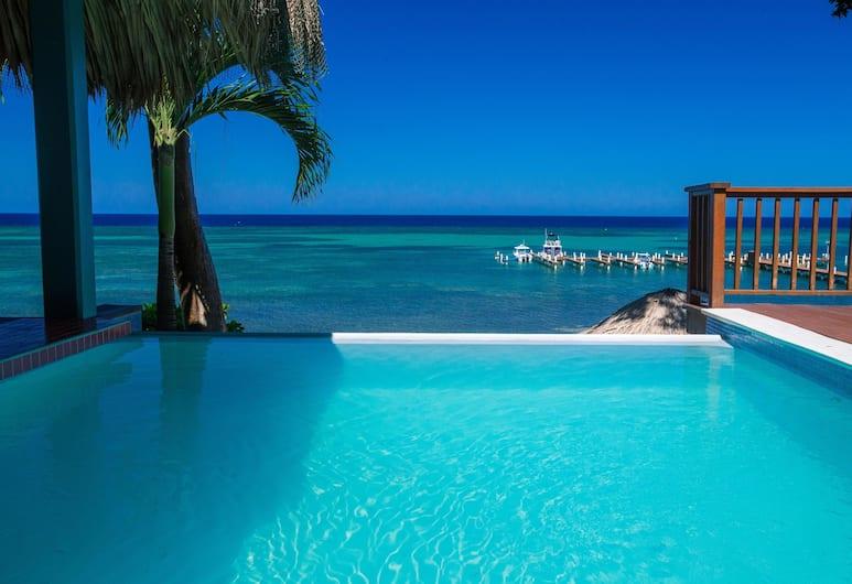 Casa de Suenos, Roatan, Villa, 6 hálószobával, terasz, kilátással az óceánra, Panoráma medence
