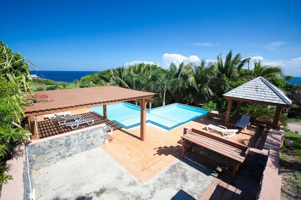Townhome, 3 Bedrooms, Terrace, Ocean View - Outdoor Pool