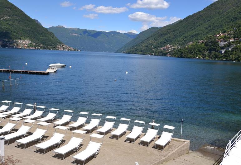 Victoria Hotels Royal Garden, Como, Plage