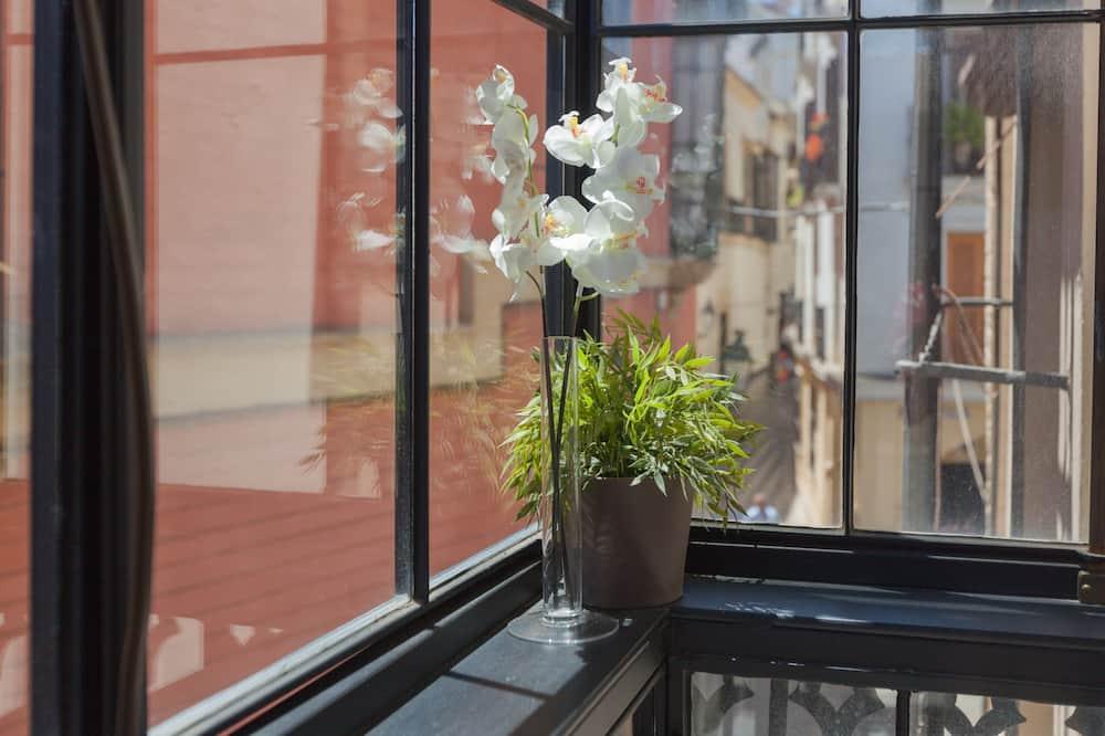 公寓, 1 間臥室, 露台 (1A) - 露台