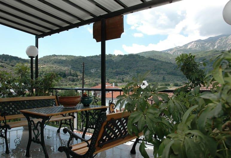 Villa Maria, Samos, Terrass