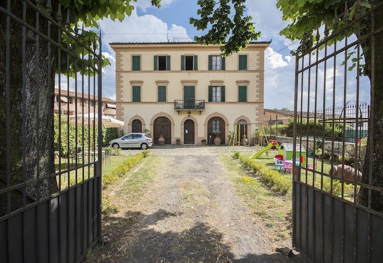 ヴィラ サント アンドレア, Siena