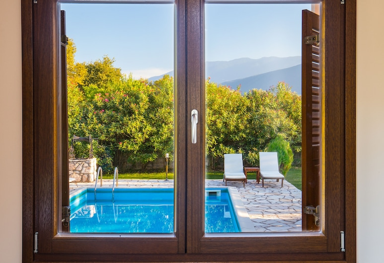 Penelope Villas, Kefalonia, Villa, 2 Bedrooms, Private Pool, Living Area