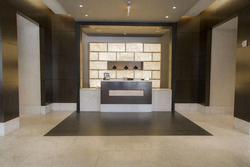 Modern Furniture Jersey City book ultra modern suites facing manhattan skyline in jersey city